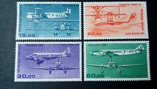 Timbre france neuf ** poste aerienne n ° 57 à 60 coté 110,00