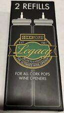 Cork Pops Refill Cartridges, 2-Pack, New, Free Ship