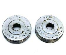 plastic crank cover Campagnolo chorus athena crankset dust caps brev