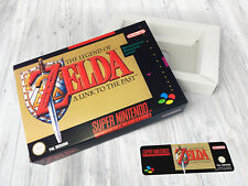 Boite SNES / Box : Zelda - A Link to the Past [NOE]