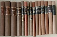 Collection of 15 Volumes Archaeologia Aeliana 1928-71 Newcastle Archeaology