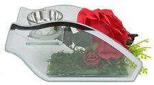 Teelichthalter Kerzenhalter Valentinstag Arrangement Muttertag Rose Deko