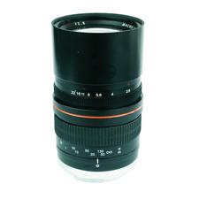 Jintu 135mm F/2.8 Telephoto Lens for Nikon  D3400 D5500 D7500 D200 D600 D800 D60