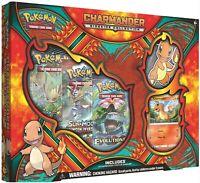 Pokemon TCG : Charmander Sidekick Collection Box