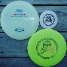 Gateway Siren Ep Proto, Latitude 64 Retro Fuse And Dd Mini Disc Golf Set Lot