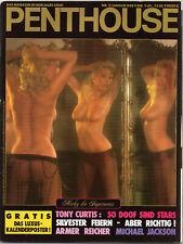 PENTHOUSE 01/1988   *KATJA BIENERT + Kalenderposter!*   Januar/1988