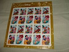 "STAMPS  - The Art of Disney ""Celebration""  37 cent"
