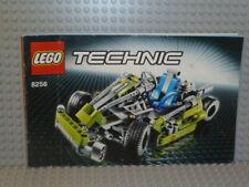 LEGO® Technic Bauanleitung 8256 Go-Kart Heft 1 ungelocht instruction B4569