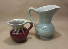 Unboxed Stoneware Mid-Century Modern Art Pottery