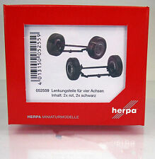 Herpa 052559  Lenkungsteile 2007 für LKW (4 Stück)