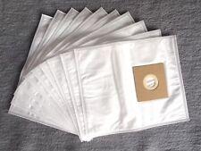 10 bolsas para Progress PC 3940, bolsa de polvo bolsas de filtro