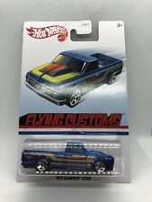 Hot Wheels Heritage Target Exclusive Flying Customs 1967 Chevy C10 Truck