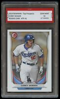 COREY SEAGER 2014 BOWMAN TOP PROSPECTS (Topps) 1ST GRADED 10 ROOKIE CARD DODGERS