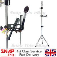 Adjustable Tripod Stand Hairdressing Training Mannequin Manikin Head Holder
