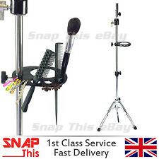 Adjustable Tripod Stand Hairdressing Training Mannequin Manikin Head Holder