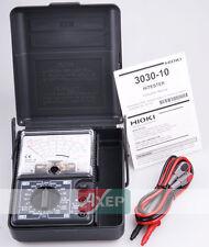 Hioki 3030-10 Analog Multimeter Hitester!BRAND NEW!