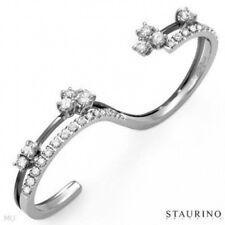 New STAURINO FRATELLI 0.60ctw FG/VS Diamonds 18K WG