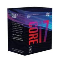 NEW! Intel Core I7-8700K Cpu 1151 3.7 Ghz 4.7 Turbo 6-Core 95W 14Nm Coffee Lake