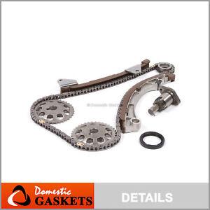 98-99 Toyota Corolla Chevrolet Prizm 1.8L DOHC Timing Chain Kit 1ZZFE