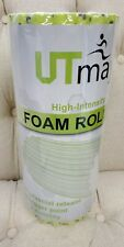 Factory Sealed Utmay High-Intensity Foam Roller with Grooves