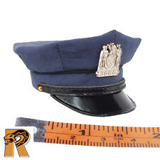 NY Policewoman - Police Officer Hat (Female) - 1/6 Scale POP Toys Action Figure