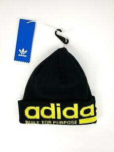 adidas Beanie Black Warm Youth Winter Hat DM1689