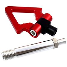 Red Arrow Aluminum Sporty Front Tow Hook For 06-08 Acura TL Honda Fit S2000