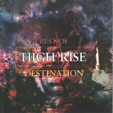 Destination: Best of High Rise (CD, 2002, Tokuma) Japanese Psych Metal Trio