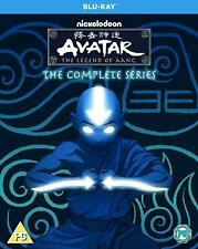 Avatar: The Last Airbender Complete Collection (Blu-ray, 2018)
