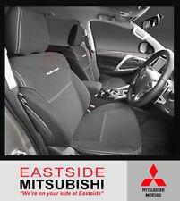 GENUINE MITSUBISHI PAJERO SPORT NEOPRENE FRONT SEAT COVERS MZ350582
