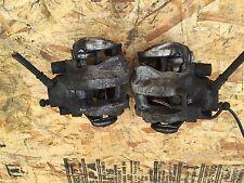 87K MERCEDES W216 CL550 AMG REAR BRAKE CALIPER CALIPERS SET OEM