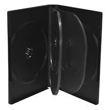 50 x DVD 6FACH HÜLLE CD HÜLLEN SECHSFACH BOX FÜR für  DVDs CDs BLU-RAY Rohlinge