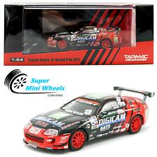 Tarmac Works 1/64 Toyota Supra 1998 D1 Advan Livery #13 (Red/Black) - HOBBY64