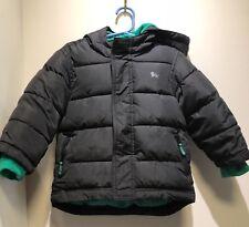 Old Navy Toddler Boys Black Winter Jacket Size 2T