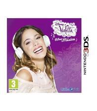 Nintendo 3DS Violetta ritmo & Música