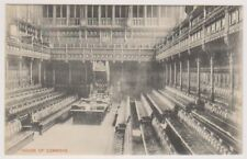 London postcard - House of Commons, London (A1103)
