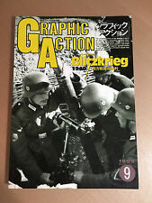 GRAPHIC ACTION 1992 No.9 - BLITZKRIEG 1940
