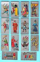 CIGARETTE CARDS. Cavanders Tobacco. ANCIENT CHINESE.(Complete Set of 25). (1926)
