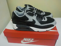 Nike Air Max 90 - 537384-053 Wolf Gray / Black / White Men's Shoe Sizes 9 and 10