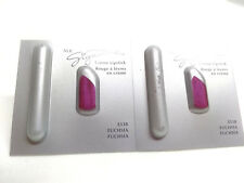 MaryKay Signature lipstick & lip gloss Samples (6 lot) Fuchia Black Cherry Pink