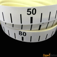 Self Adhesive Tape Measure Pack of 5, sewing tables, machines and workshops
