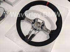 New Genuine BMW M Performance Alcantara Steering Wheel 1 2 3 4 Series F20 F30