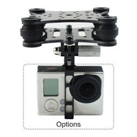Carbon Fiber Shockproof Camera Gimbal Mount For DJI Phantom GoPro Hero RC Drone
