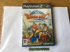 Dragon quest el periplo del rey maldito Juego Nuevo Sellado Ps2 Sony