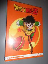 DVD N° 1 DRAGONBALL Z-DRACHE BALL DAS GEHEIMNISVOLLE KÄMPFER KURIER GAZZETTA