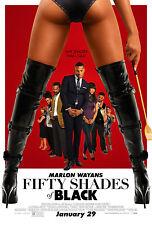 FIFTY SHADES OF BLACK MANIFESTO MICHAEL TIDDES MARLON WAYANS JANE SEYMOUR