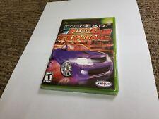 Top Gear: RPM Tuning (Microsoft Xbox, 2005) new