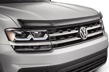 2018-2019 VW Volkswagen Atlas Acrylic Front Hood Bug Deflector Shield OEM NEW