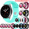 20mm Silicone Wrist Band Strap for Samsung Galaxy Watch Active 40 44mm /Active 2
