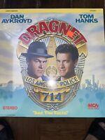 Dragnet Laserdisc LD Dan Aykroyd Tom Hanks New SEALED
